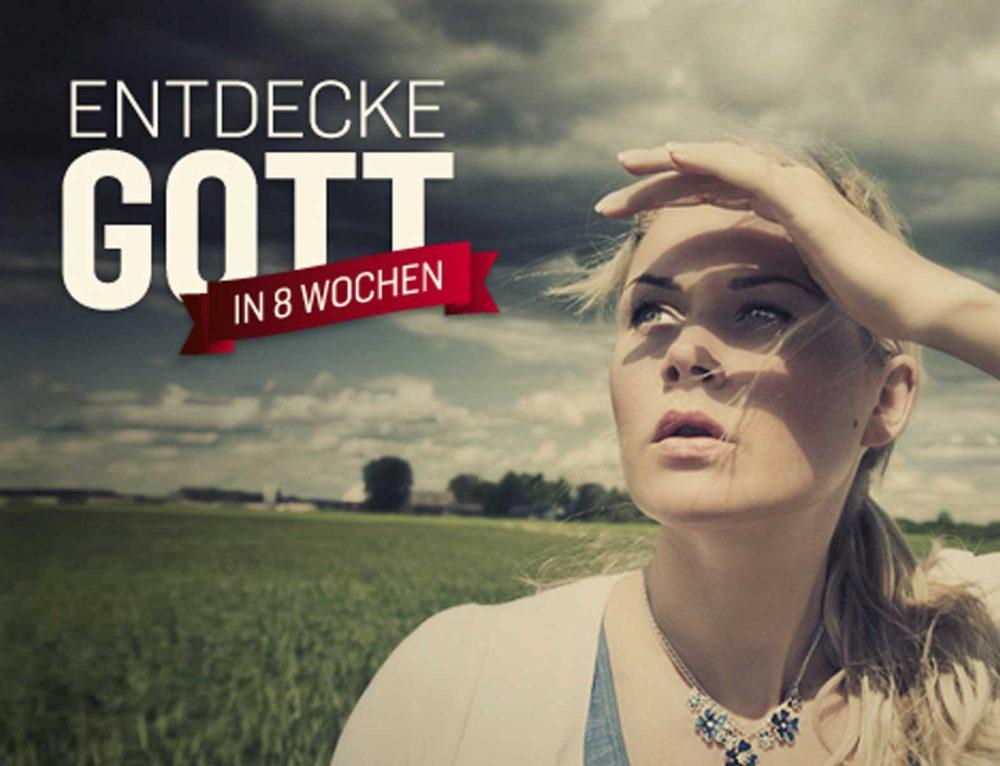 """""""Entdecke Gott"""" – Neue Gottesdienst-Reihe zum gleichnamigen Glaubenskurs!"""