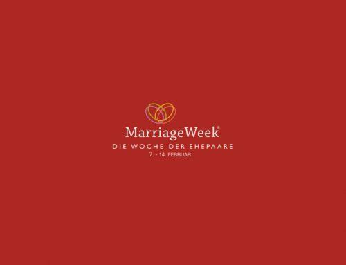 Herzliche Einladung zur Marriage Week